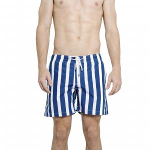 Shorts Masculino Praia Rayas Azul